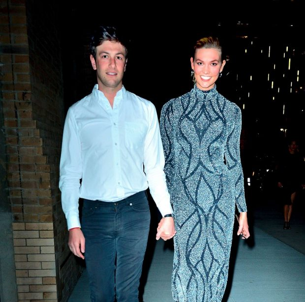 Karlie Kloss and Josh Kushner: Leave the Project Runway Party -02
