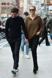 Karlie Kloss and Joshua Kushner - Out in New York