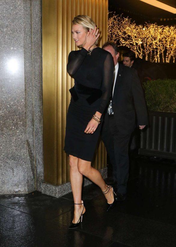 Karlie Kloss 2019 : Karlie Kloss – Arrives at The Tonight Show Starring Jimmy Fallon-09