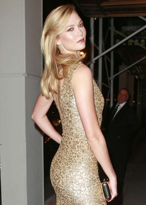 Karlie Kloss at L'Oreal Women of Worth Awards in New York
