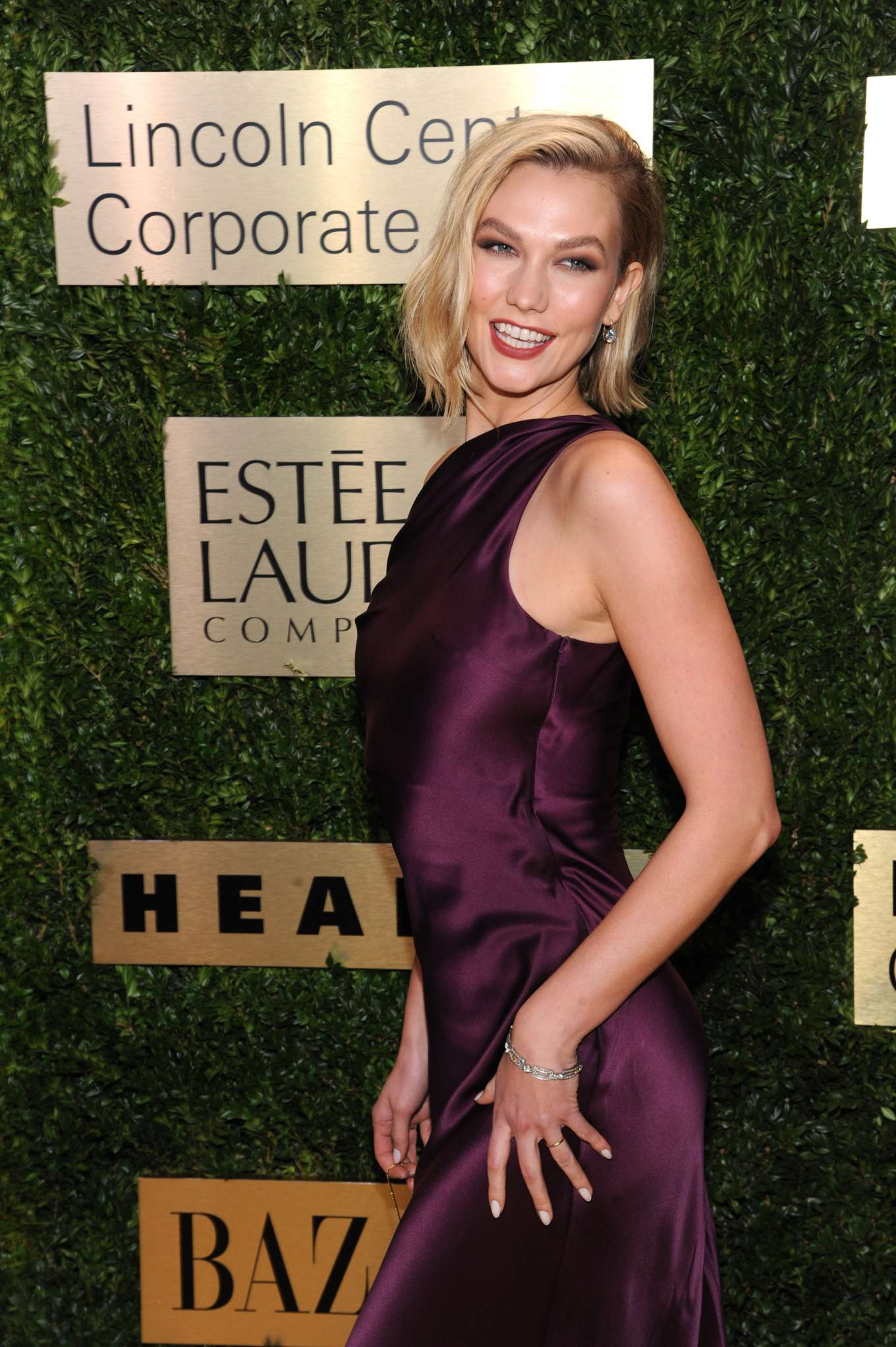 Karlie Kloss - Attends the Lincoln Center Corporate Fashion Fund Gala in New York City