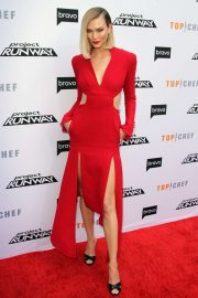 Karlie Kloss - Bravo's 'Top Chef' and 'Project Runway' - A Night Of Food and Fashion in LA