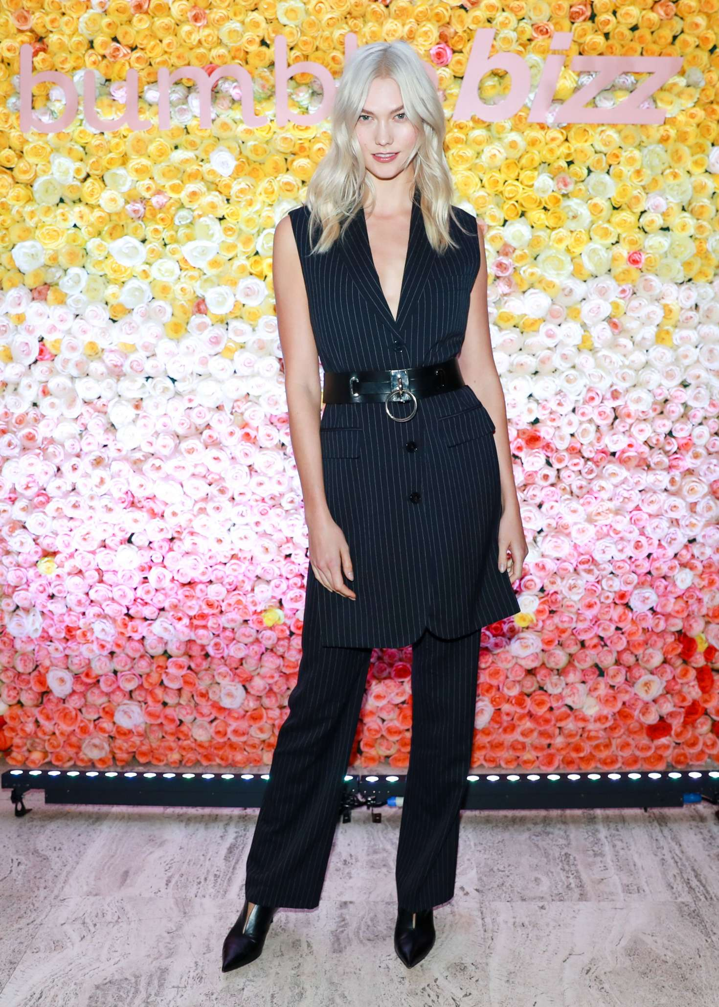 Karlie Kloss - Bumble Dinner Party in New York