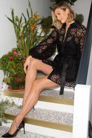 Karlie Kloss - Carolina Herrera Store Opening Party - New York Fashion Week