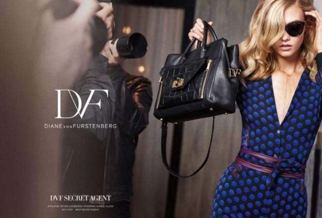 Karlie Kloss: Diane von Furstenberg 2015 -02