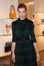 Karlie Kloss - Dior Champs-Elysees Flagship Inauguration in Paris