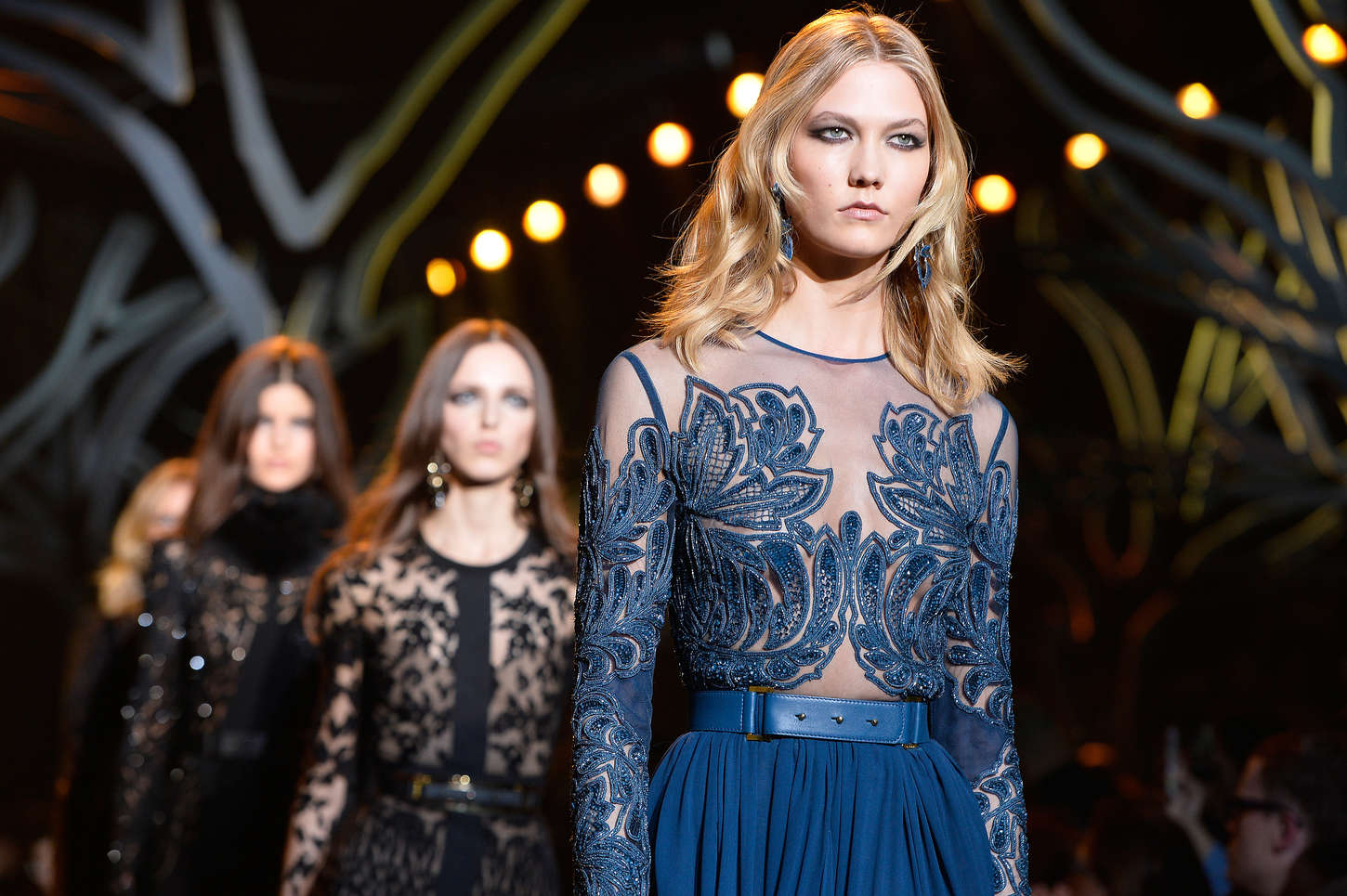 Fashion Show 2015 | Spring Summer Dresses For Western