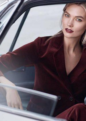 Karlie Kloss - Estee Lauder Makeup Campaign 2018