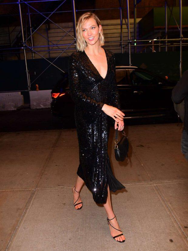 Karlie Kloss - Heads at Pre Met Gala Party in NYC