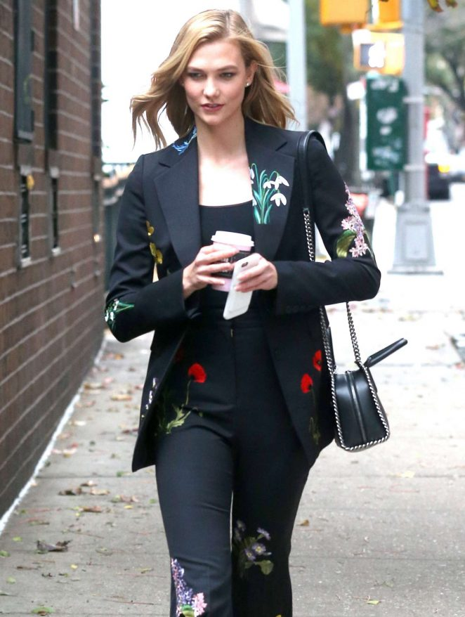 Karlie Kloss Heads to Fast Company Innovation Festival 2016 in NYC