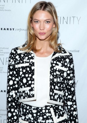 Karlie Kloss - International Center of Photography 31st Annual Infinity Awards in NYC