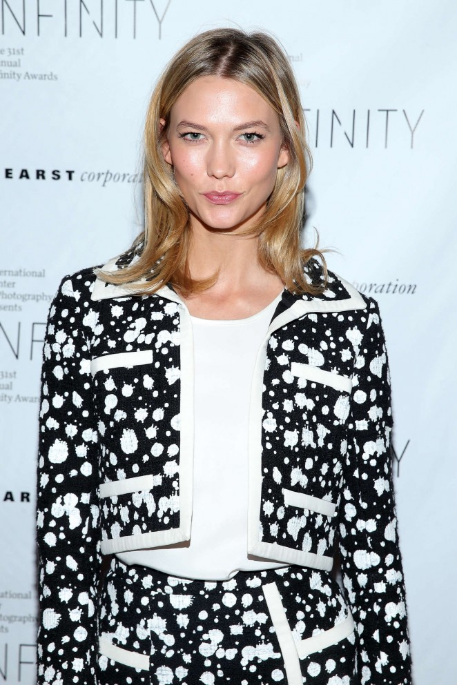 Karlie Kloss – International Center of Photography 31st Annual Infinity Awards in NYC