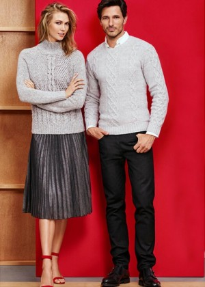 Karlie Kloss - Joe Fresh Holiday 2015