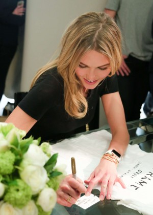 Karlie Kloss: Karlie Kloss x Frame Denim Meet and Greet -18