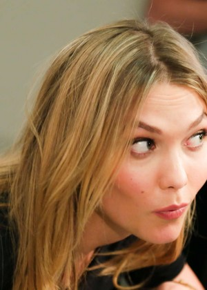 Karlie Kloss: Karlie Kloss x Frame Denim Meet and Greet -34