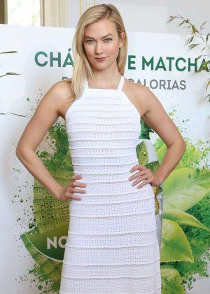 Karlie Kloss - Lipton Matcha Green Tea Launch in Lisbon