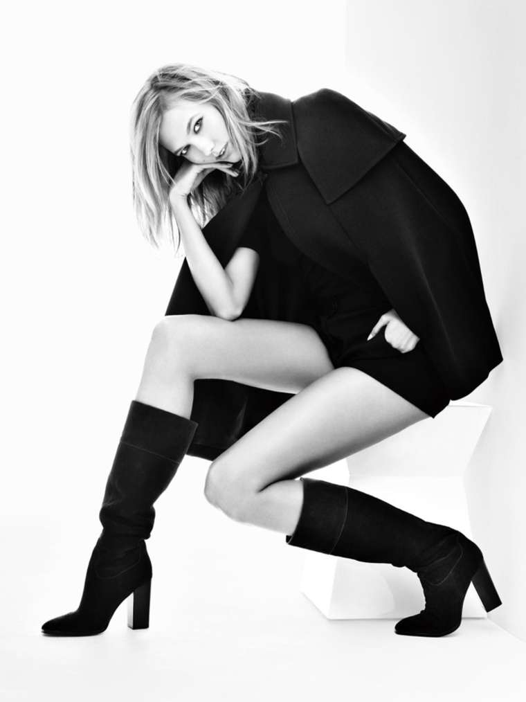 Karlie Kloss - Marc Fisher Campaign 2015