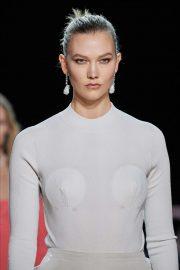 Karlie Kloss - Marc Jacobs efterår Runway Show i 2020 i New York Fashion Week