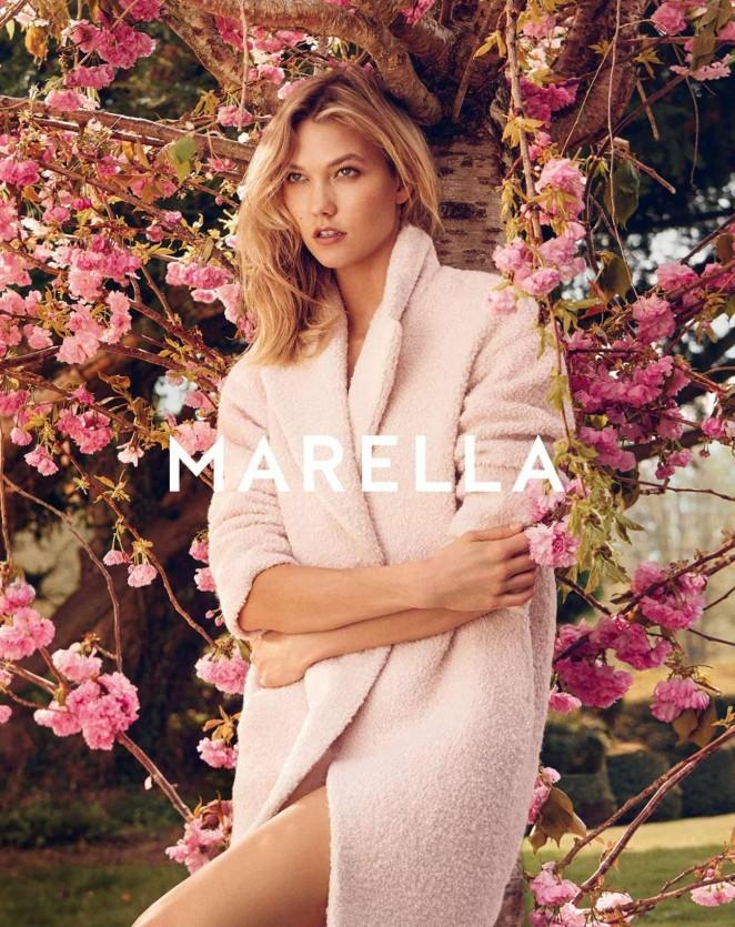 Karlie Kloss – Marella Collection (Autumn/Winter 2015)