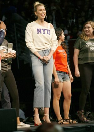 Karlie Kloss - Michelle Obama Hosts the 5th National College Signing Day in Philadelphia
