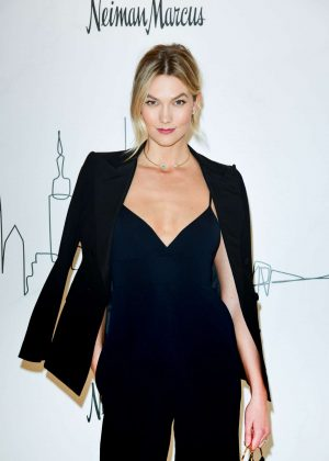 Karlie Kloss - Neiman Marcus Hudson Yards Party in New York