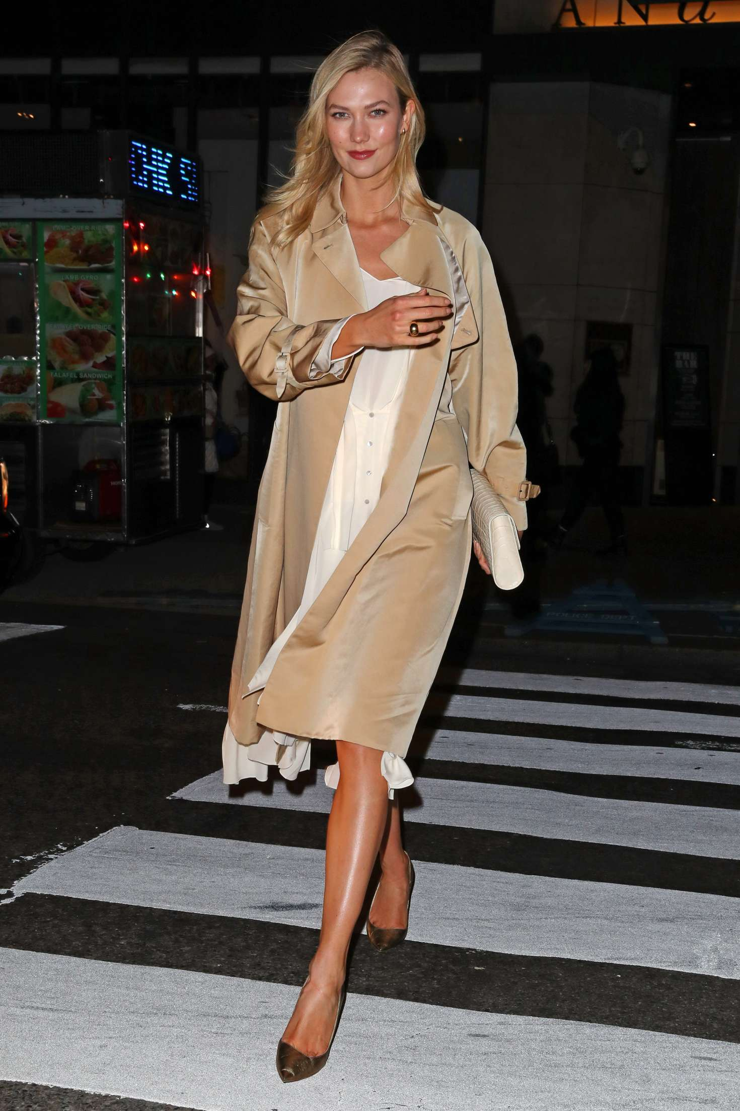 Karlie Kloss 2018 : Karlie Kloss: Night out in New York -01