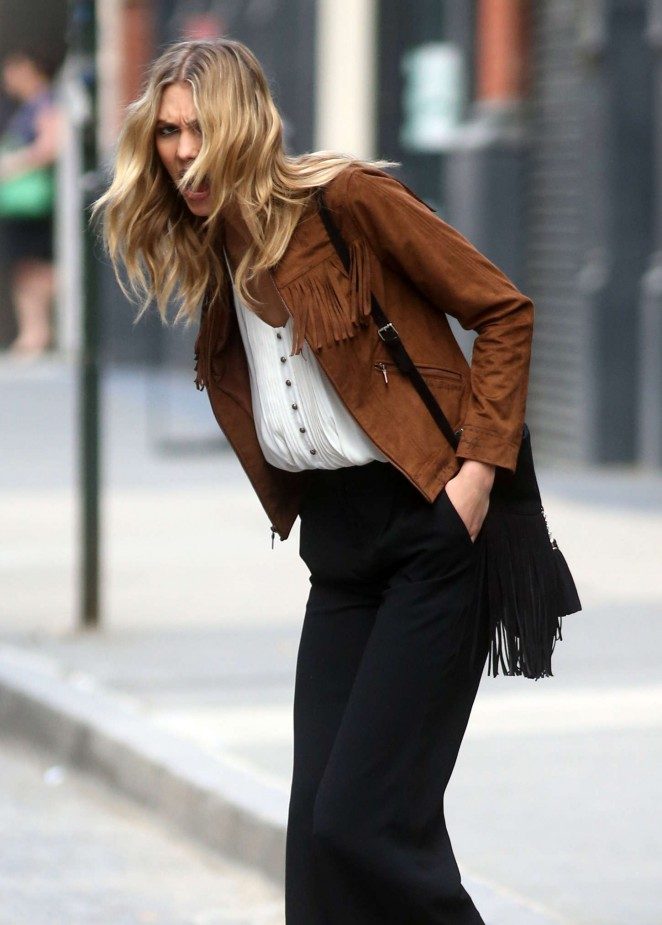 Karlie Kloss 2015 : Karlie Kloss: Photoshoot in NYC -20