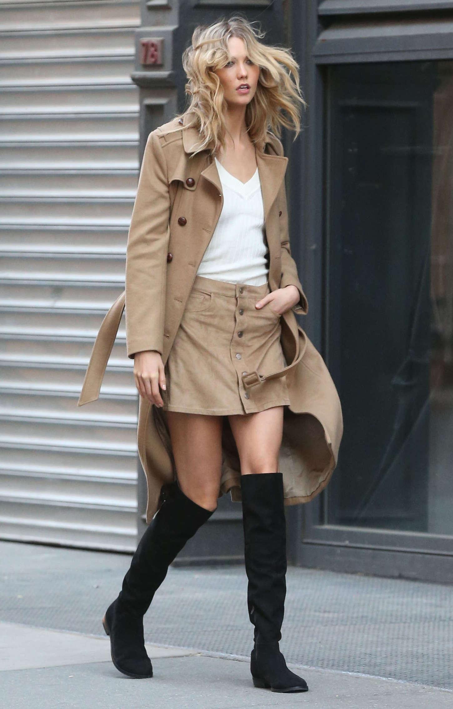 Karlie Kloss 2015 : Karlie Kloss: Photoshoot in NYC -70
