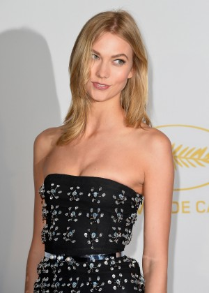 Karlie Kloss - Opening Ceremony Dinner at 2015 Cannes Film Festival in France