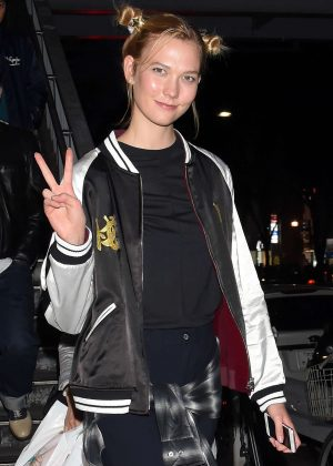 Karlie Kloss - Out and about in Tokyo