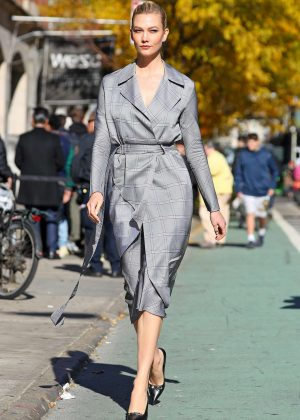 Karlie Kloss - Out in NYC