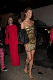 Karlie Kloss - Outside Gucci After Party for MET Gala 2019 in NYC