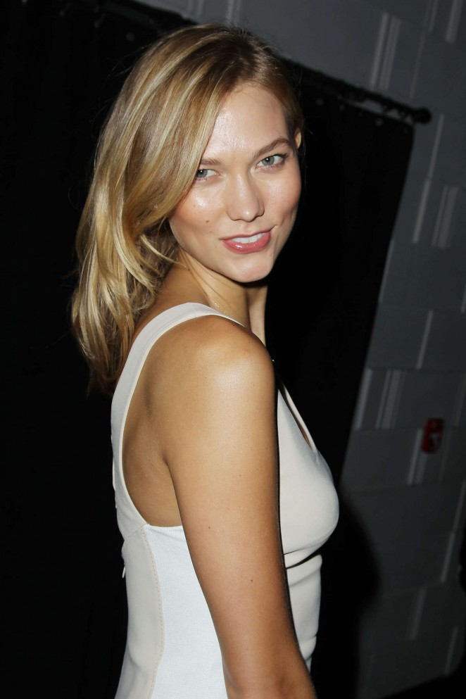 Karlie Kloss - 'Paper Towns' After Party in NYC