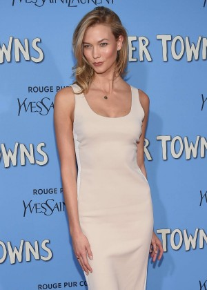 Karlie Kloss - 'Paper Towns' Premiere in NYC