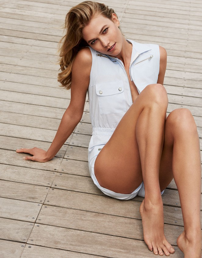 Karlie Kloss - Paris Match Photoshoot (August 2015) adds
