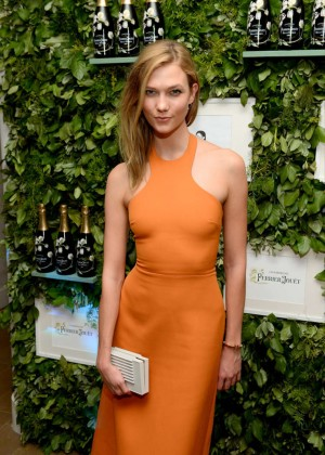Karlie Kloss - Raspoutine Paris Pop-up at L'Eden in Miami