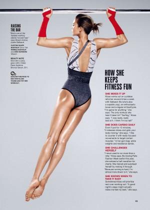 Karlie Kloss - Self Magazine (August 2015) adds