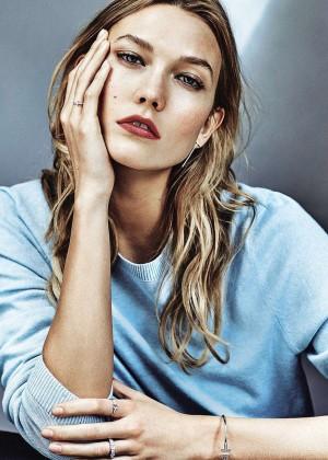 Karlie Kloss - Sunday Times Style Photoshoot (September 2015)