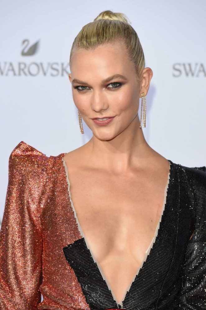 Karlie Kloss - Swarovski Crystal Wonderland Party in Milan