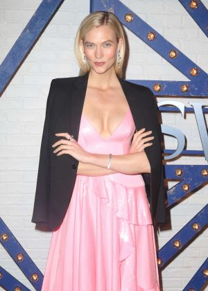 Karlie Kloss - Swarovski Times Square Store Party in New York