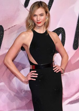 Karlie Kloss - The Fashion Awards 2016 in London