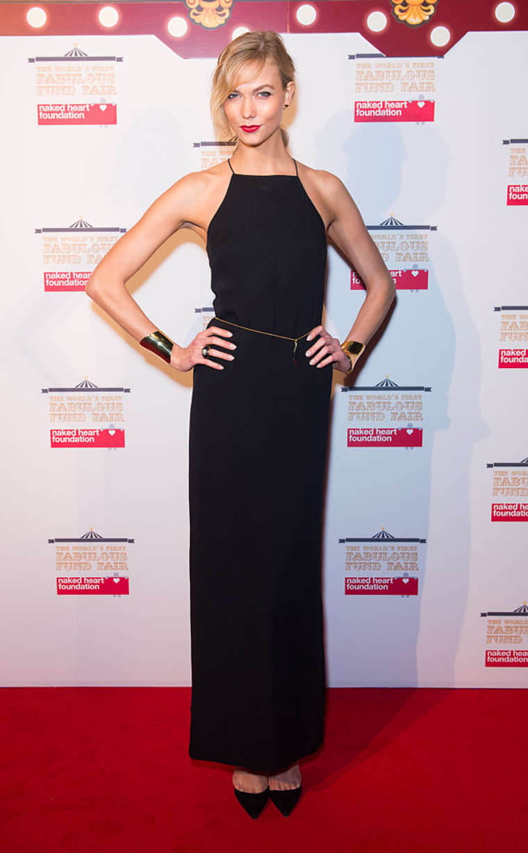 Karlie Kloss - The World's First Fabulous Fund Fair in London