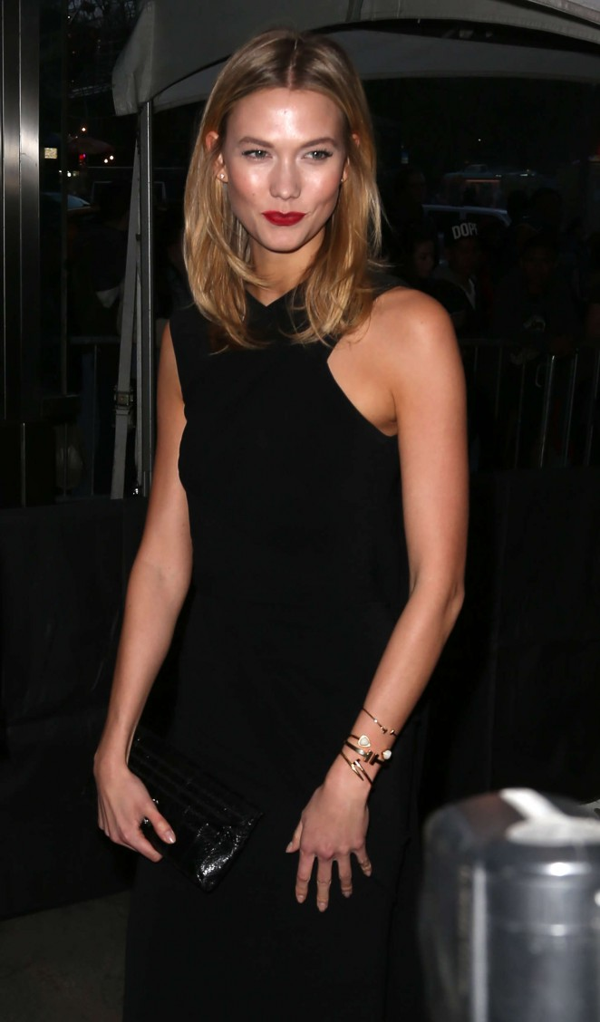 Karlie Kloss - TIME 100 Most Influential People In The World Gala in NYC