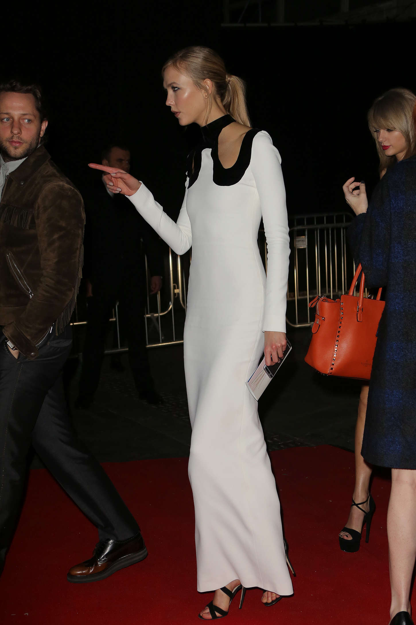 Karlie Kloss - Universal Music Brits Party in London