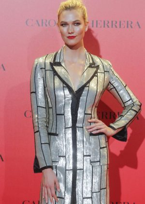 Karlie Kloss - VOGUE Spain 30th Anniversary Party in Madrid