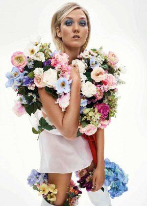 Karlie Kloss - Vogue Spain Magazine (June 2018)