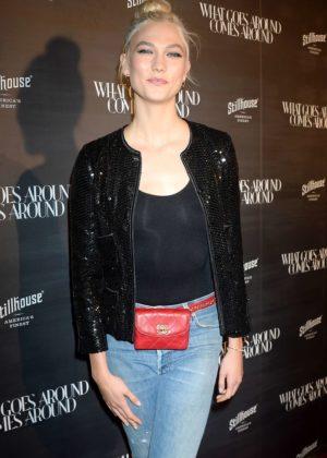 Karlie Kloss - What Goes Around Comes Around One Year Anniversary in LA