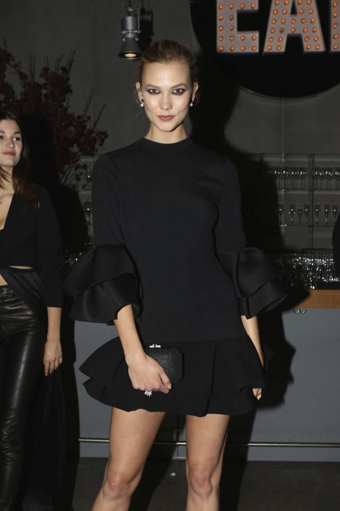 Karlie Kloss – Whitney Museum of American Art's Annual Art Party in NY