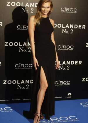 Karlie Kloss - 'Zoolander No. 2' Fan Screening in Madrid