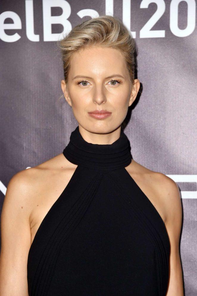 Karolína Kurkova - Gabrielle's Angel Foundation for Cancer Research 'Angel Ball' in NY